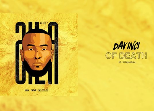 G.G.A – Da Vinci Of Death (Audio)