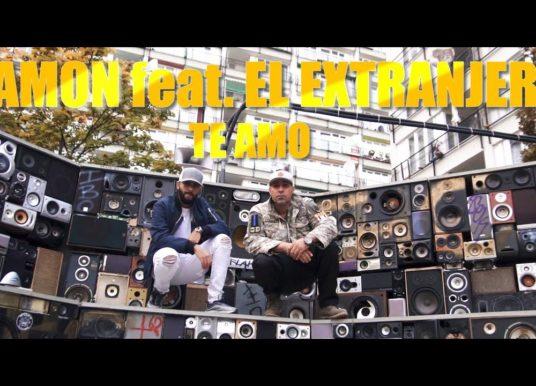 AMON ft. FERID ELEXTRANJERO – Te Amo (Official Music Video)