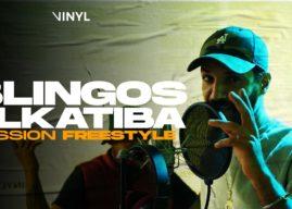 Blingos & EL KATIBA – SESSION FREESTYLE (BY VINYL)